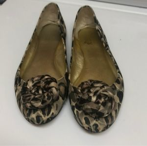 Coach * camouflage flats (8)